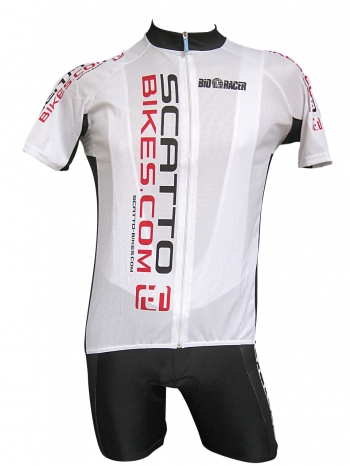 Bike Wear - Kledij Zomerset White