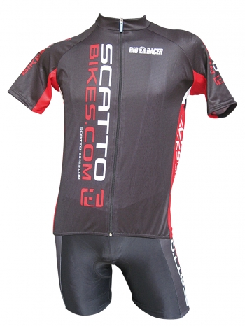 Bike Wear - Kledij Zomerset Black